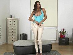 Long legged Russian girl who wants to stay