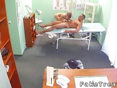 Cheated guy gets revenge with nurse