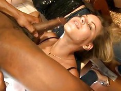 Adorable banging delights with playgirl spectators