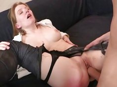 Wild sex with naughty doxy