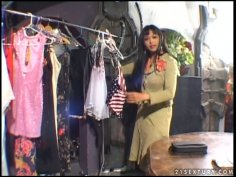 Mika Tan checks pants and find something interesting