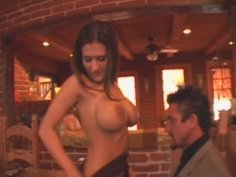 Austin Kincaid exposes her fantastic boobs and gets fucked