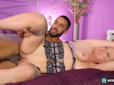 Stallion's BBC is hard on Lady Dulbin's beaver