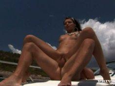 Unforgettable journey with fuckable bicth Aletta Ocean