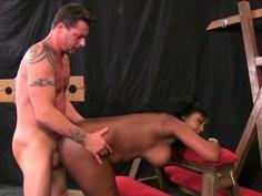 Mistress Layton gets horny