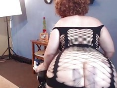naked housewives, redhead wife ena butterfly ass