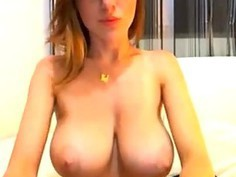 Hot Webcam Slut With Perfect Natural Tits 5