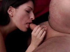 Free girl russian old and young porn Horny senior Bruce catches sight