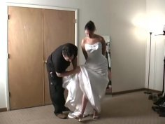 Bride arrested 3